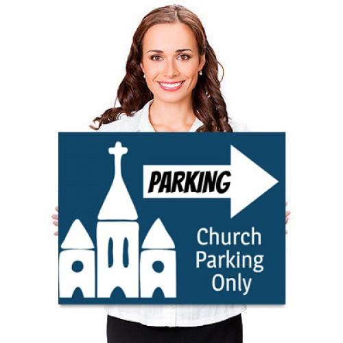 Church Yard Sign Templates
