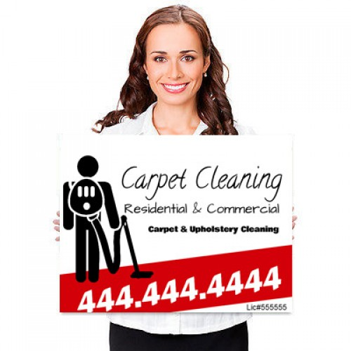 Cleaning Services Yard Signs