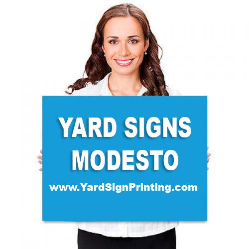 Yard Signs Modesto