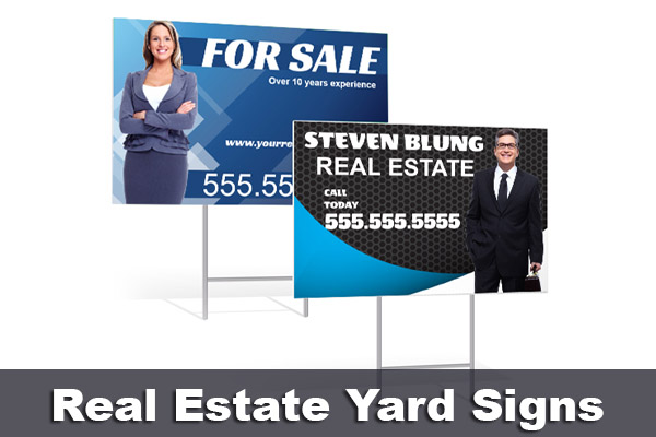 Real Estate Yard Signs Chula Vista
